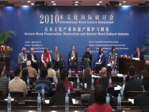 2010古木文化国际研讨会集体讨论(二)