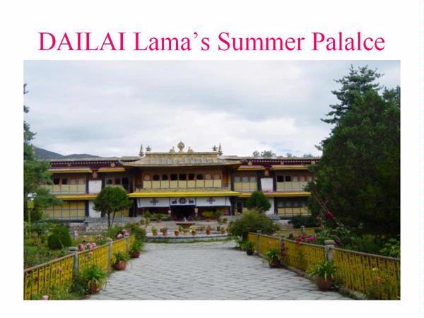 西藏木结构古建筑及其木材保护