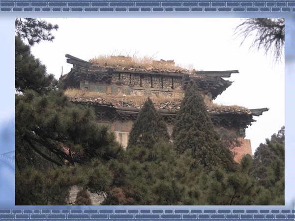 中国的木结构古建筑