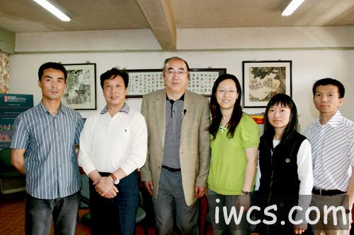 """2010国际木文化学会主题调研之三——""""泉州提线木偶戏""""调研工作顺利结束"""