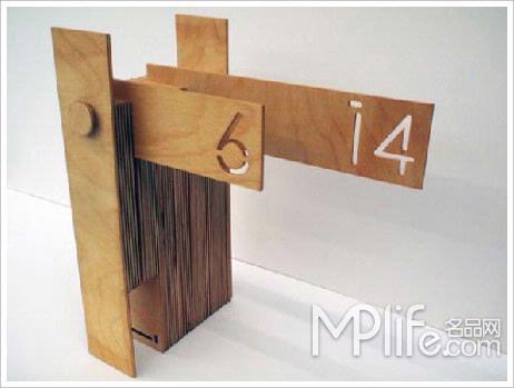10款创意木质产品 木头手机很时尚