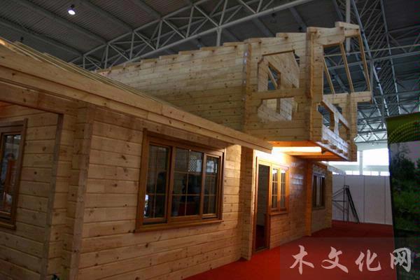 2011中国北京木屋木结构展览会亮相北京