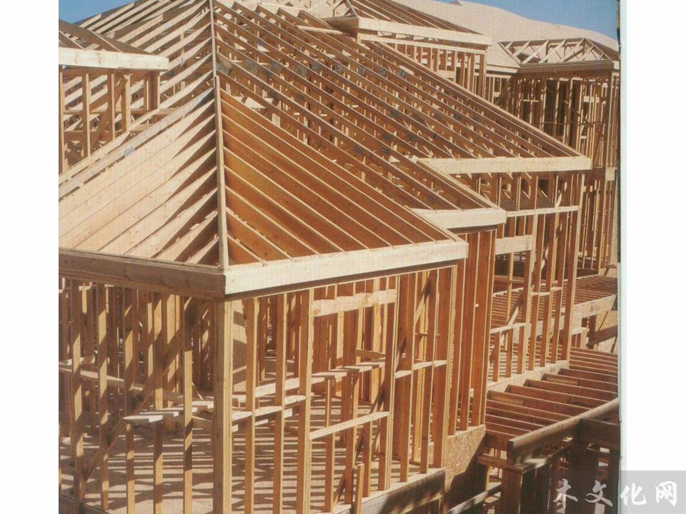 中国发展木结构建筑的必要性和可行性