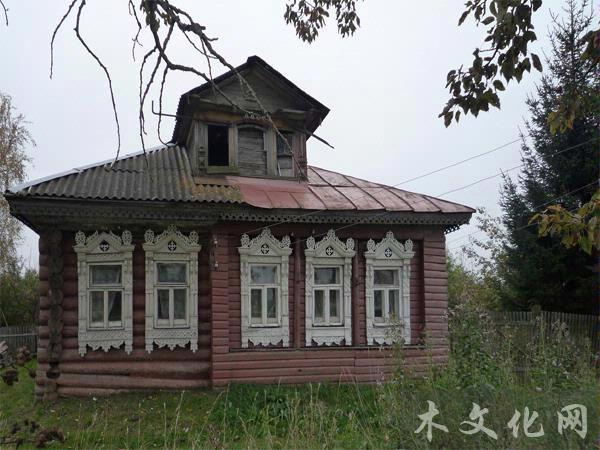 俄罗斯古镇木结构建筑——罗斯托夫韦里奇镇(rostov velikiy)