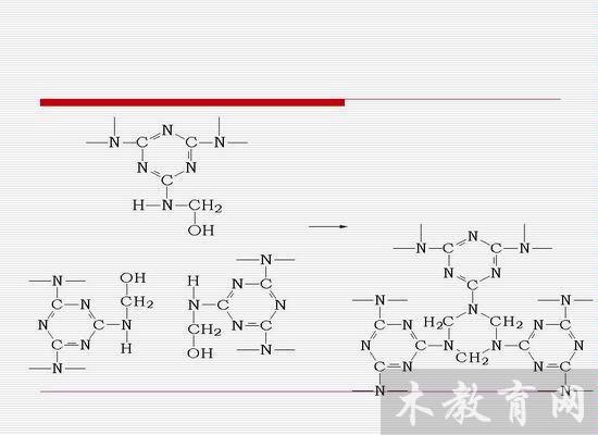 7 脲醛树脂的改性   (一)降低胶接制品释放的甲醛量   胶接制品所释放