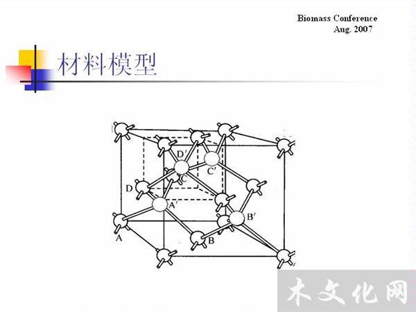 网状植物纤维材料结构形成机理的研究