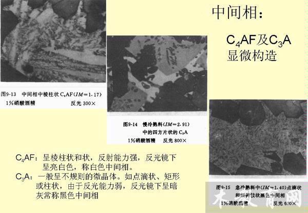 石膏和c3a反应生成钙矾石晶体.水泥浆呈塑性状态.