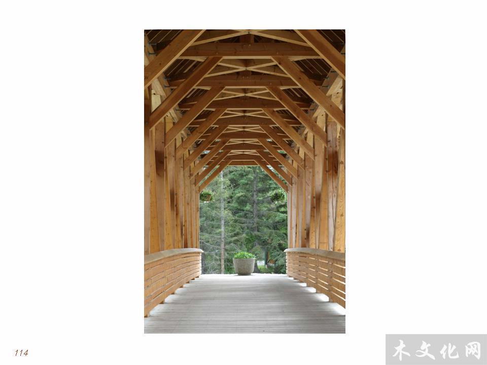 木材在景观设计中的应用