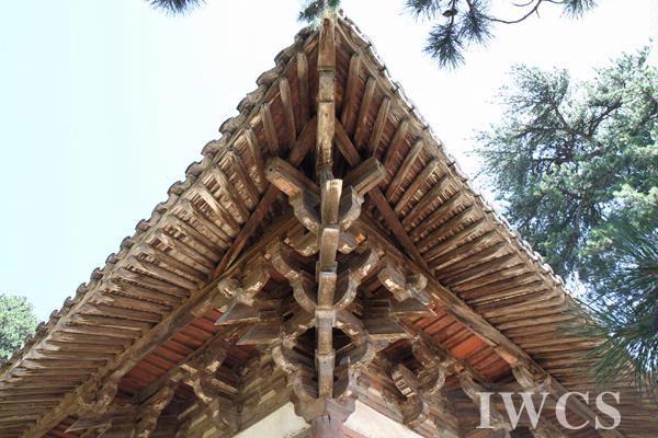 古房屋结构图解