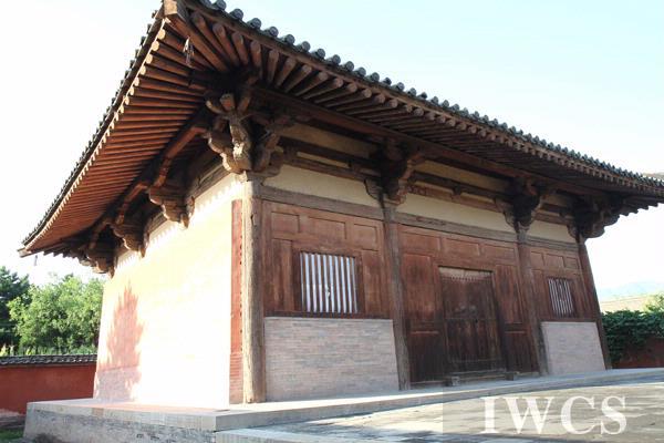 """""""中国传统木结构建筑""""调研活动结束"""