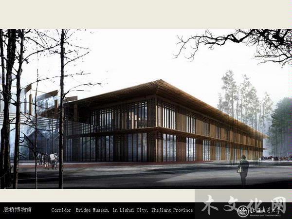 现代木结构在当今中国宗教,文化建筑领域的运用(下)