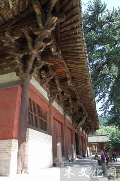 佛光寺——中国古代木结构建筑的瑰宝