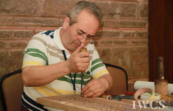 木艺木趣:土耳其表面雕刻——木版雕刻的细致工艺