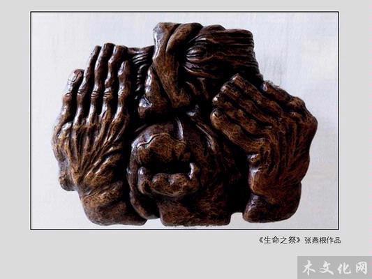 以及法国,比利时,加拿大等国举办过以木质材料为主的个人雕塑作品展
