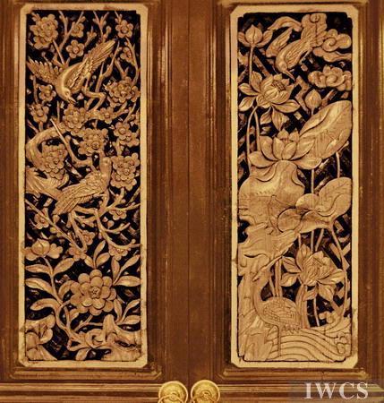 中国古代建筑的木门文化 - 云