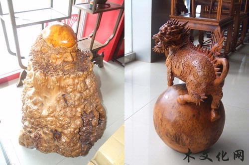 凭祥红木文化之旅(3)——工艺品篇