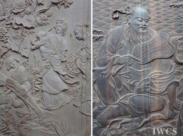 木雕大师——厉洪春