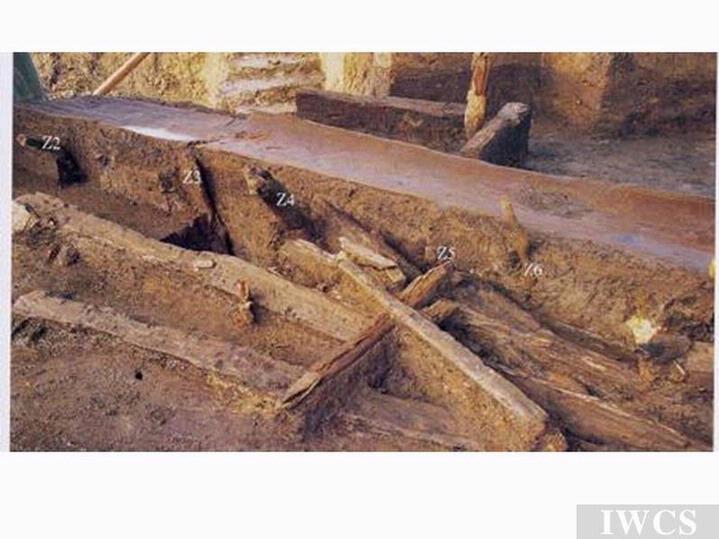 跨湖桥遗址:独木舟和木文化