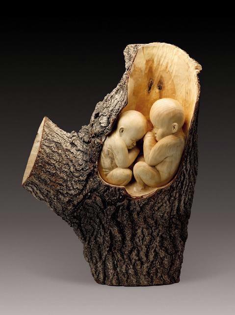 木雕动物头像图片大全
