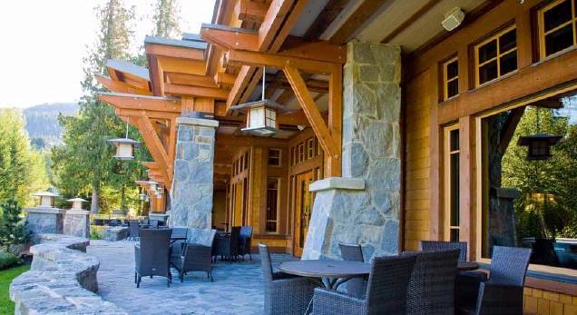 尼特湖木结构度假酒店