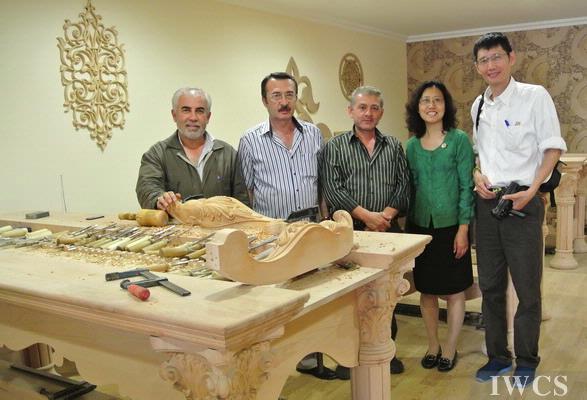 土耳其木文化调研拉开序幕