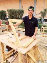 2016 世界木材日之国际青年家具制作邀请赛圆满落幕