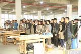 第七届全国高职高校学生木作技艺竞赛盛大开幕