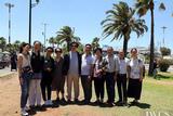 摩洛哥文化交流考察团曁得土安第二届国际雕刻大会圆满结束