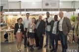 国际木文化学会与世界木材日基金会在第25届国际林联世界大会活动顺利结束