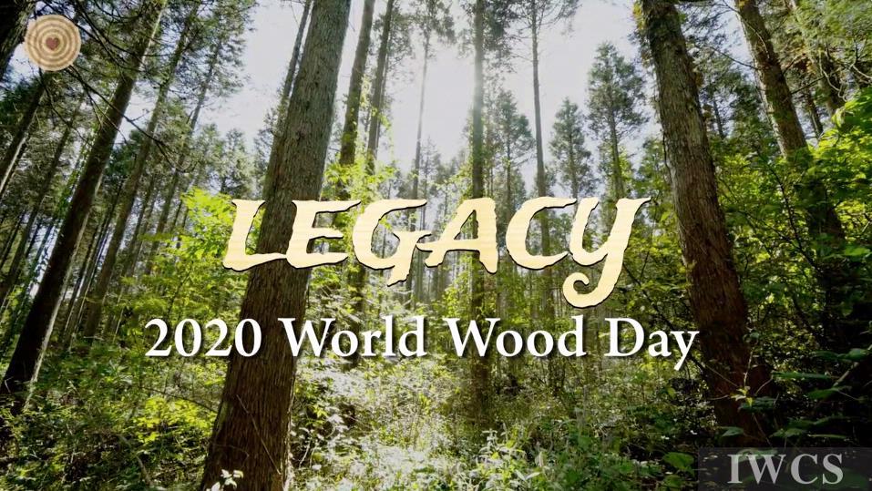 2020世界木材日中国在线庆祝